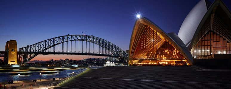 New Years Eve at Bennelong